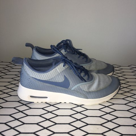 huge discount 7b216 427ab  lucyjkenny. 4 months ago. Tranent, United Kingdom. NIKE AIR MAX THEA in light  blue purple.