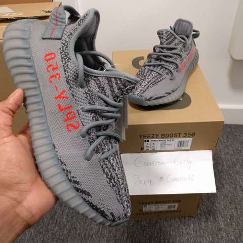 94c1e881 @camzrc. 2 years ago. Leicester, Leicestershire, United Kingdom. Yeezy  Boost 350 V2 'Beluga 2.0' Size - UK 6.5