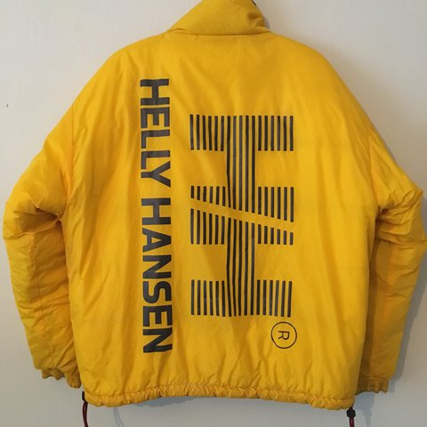 Has Retro Depop Puffer Hansen Vintage Helly Reversible Down Jacket 1A0xqwB 646c8c4fe