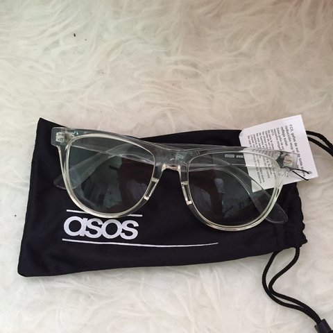c530f74e684 Asos clear glasses
