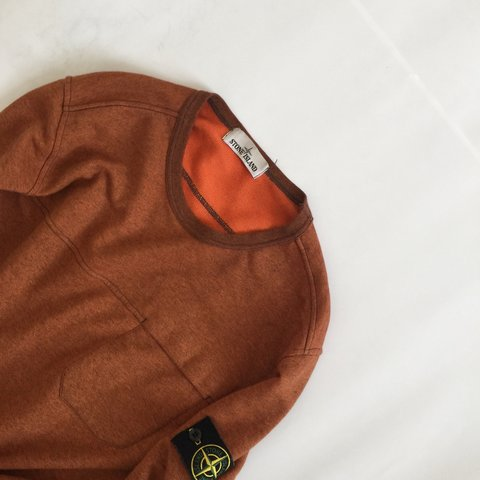 fb782cd9332 Stone island jumper. Supreme condition. Retail was £155 and - Depop