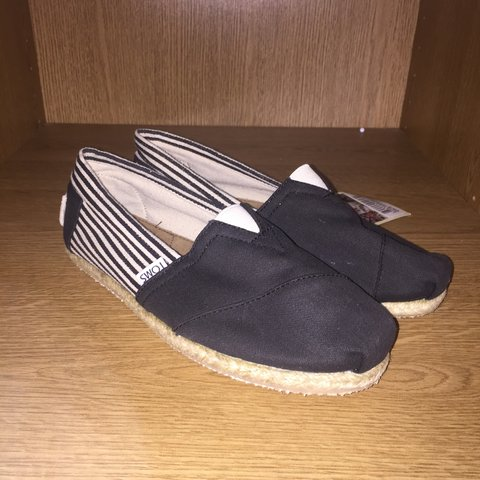 b08dc472c49 BRAND NEW  toms size women s uk 7.  W9  TomsW9. Selling too - Depop