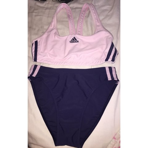 e80cf0bc4b9 @chloejackson_xo. 4 years ago. Herne Bay, Kent, UK. Adidas gym/swim two  piece • bought of here but doesn't fit ...