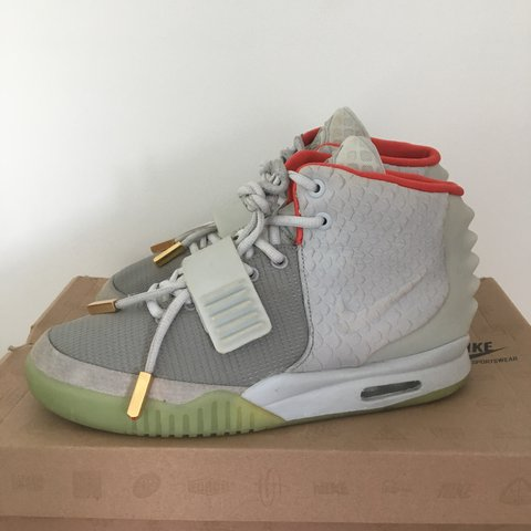 be3335ffd4689 KANYE NIKE AIR YEEZY 2 NRG -- VERY RARE AND COLLECTABLE --   - Depop