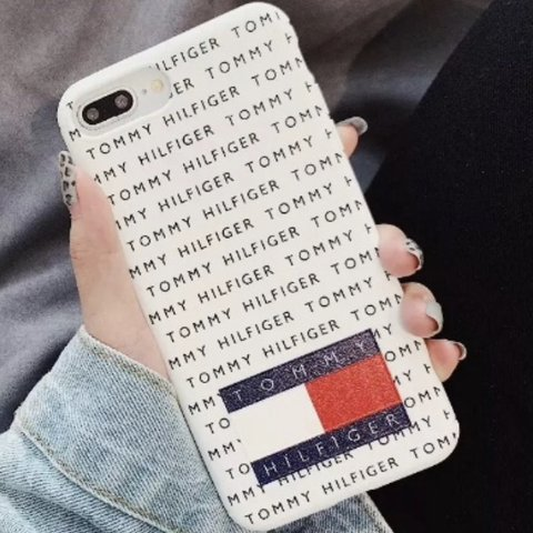 5659d718 Genuine Tommy Hilfiger Iphone Case Cover❤ BRAND NEW as as - Depop