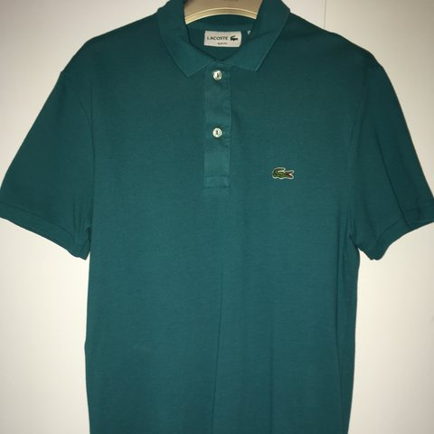 18ab57d8 @andyfarrell12. 8 months ago. Newcastle upon Tyne, UK. Lacoste polo shirt  rare, condition 9/10.