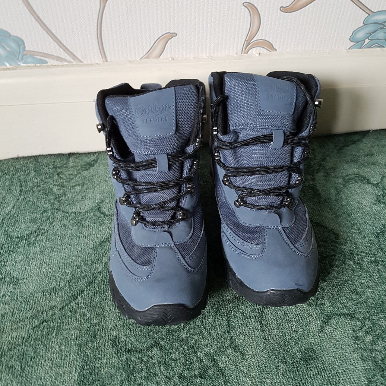 Cotton Traders hiking boots in