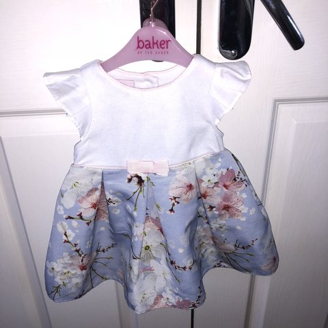 b96a8e3be Baby baker dress literally worn once to a christening size