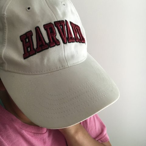 ac196f77b1e 🔥⚜HARVARD  DAD HAT ⚜🔥 ONE SIZE FITS MOST  HAT  DADHAT - Depop