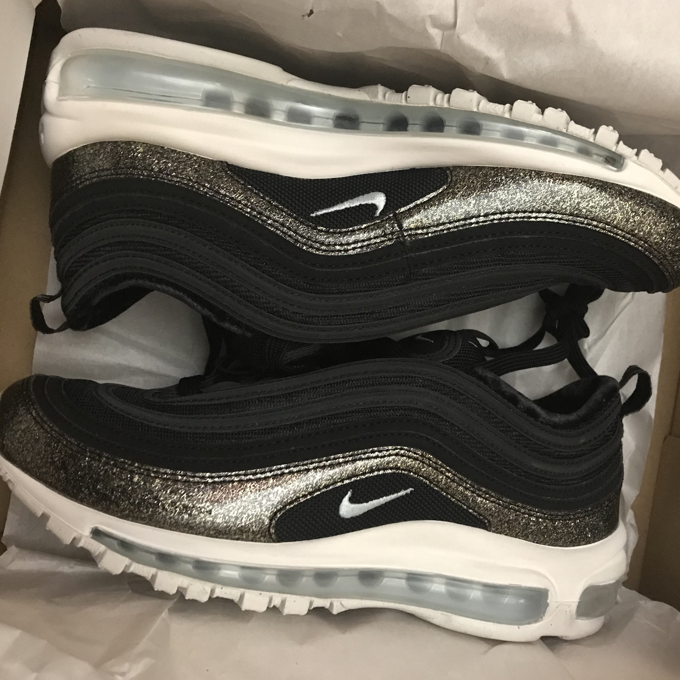 New nike air max 97 pinnacle qs. Size 7 youth 88.5 Depop