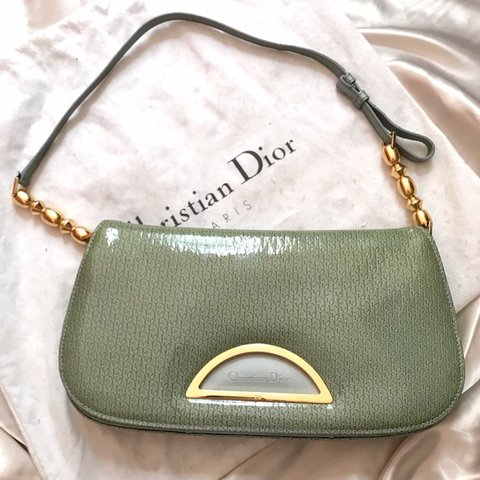 a2107a086f0 @dewypetals. 4 months ago. New York, United States. Authentic vintage  Christian Dior Malice bag.