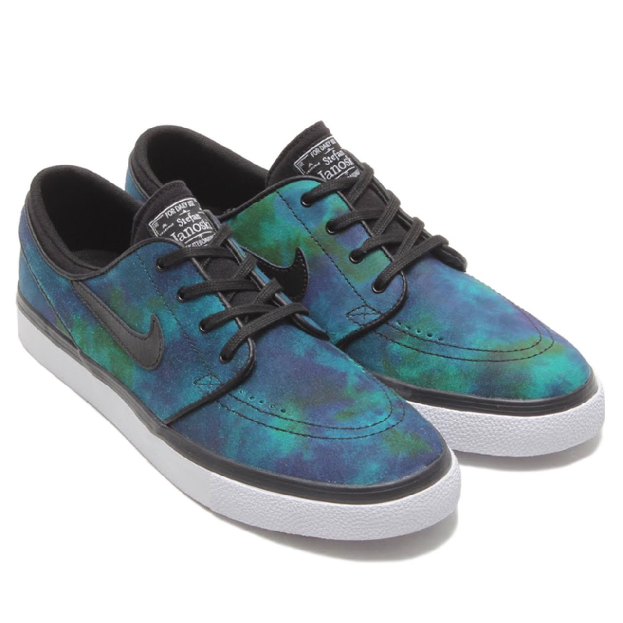 "c1be06c21f0d Nike SB Zoom Stefan Janoski ""Nebula Galaxy"" shoes trainers. - Depop"