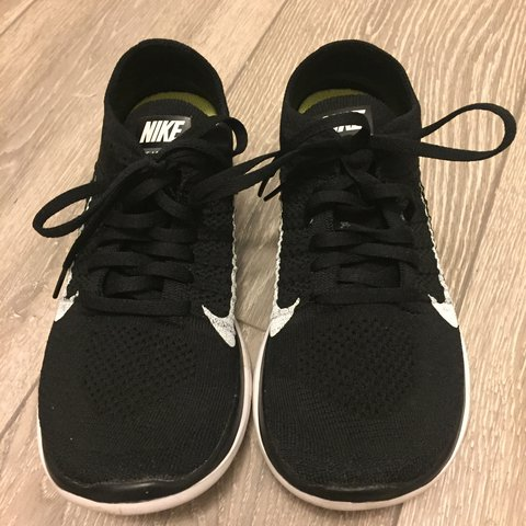 7b278d6ec8595 @meowcat_. 2 years ago. Cotton, United Kingdom. Nike free flyknit 4.0 trainers  size 5, practically brand new ...