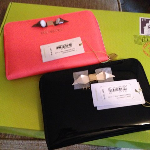 9972ecd14 Brand New Ted Baker IPad mini cases were £39 each will £20 - Depop