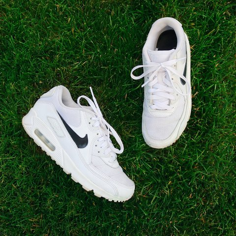 best service 791a8 a2014  gibletparty. 6 months ago. Portland, United States. White nike Air Max 90 chunky  dad shoes ...
