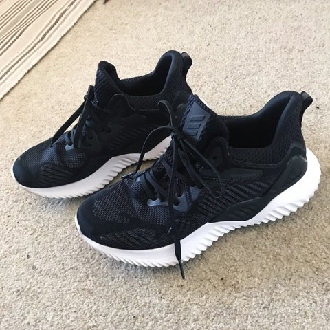 dd207465e Adidas alphabounce beyond trainers in core black