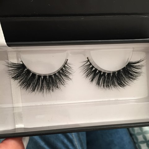 95e671a3359 😍 MINK LILLY LASHES IN CARMEL! - Depop