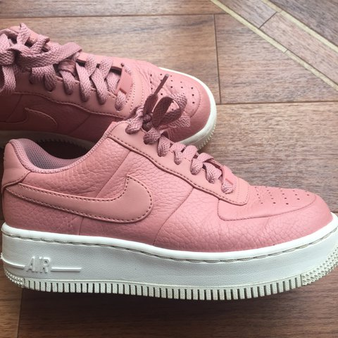 4bb0f85049 Pink Nike Air Force 1 Upstep. Hardly worn