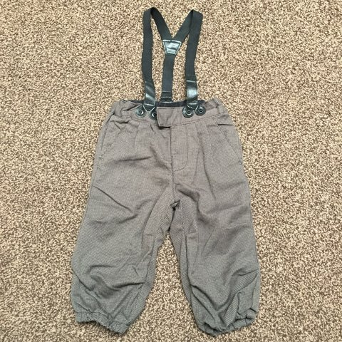 Bottoms Baby Boy Trousers 9-12 Months Baby & Toddler Clothing