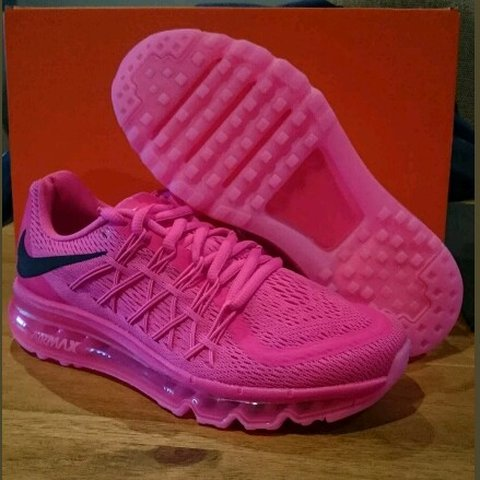 buy popular e3193 944ea  mikep2212. 3 years ago. Middlewich, United Kingdom. Nike Womens Air Max  2015 Pink ...