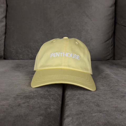 cf6bb56932d Huf X Penthouse 6 Panel Strapback Condition  Shipping 📦 in - Depop
