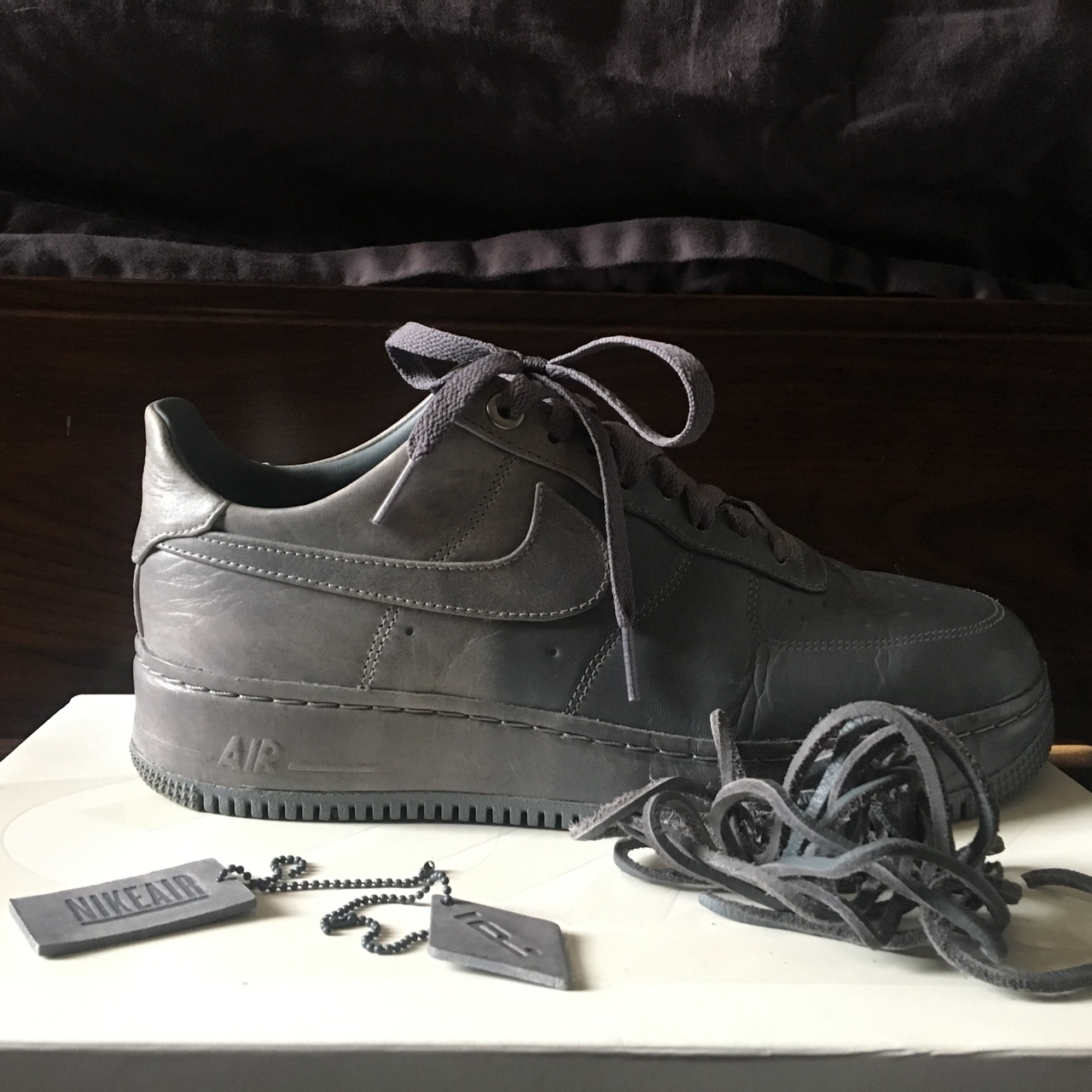 Pigalle x Nike Air Force 1 Low Comfort SP in a size Depop
