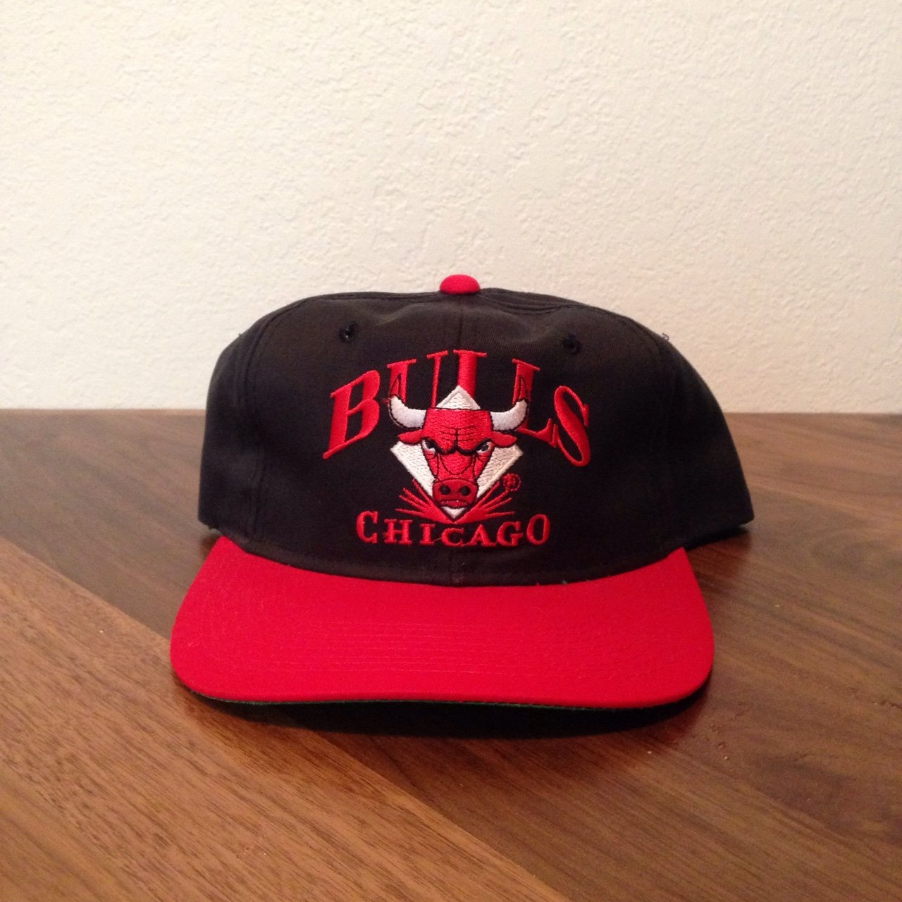 Vintage Chicago Bulls snapback by AJD. Near perfect - Depop 6f6d81cf4bd