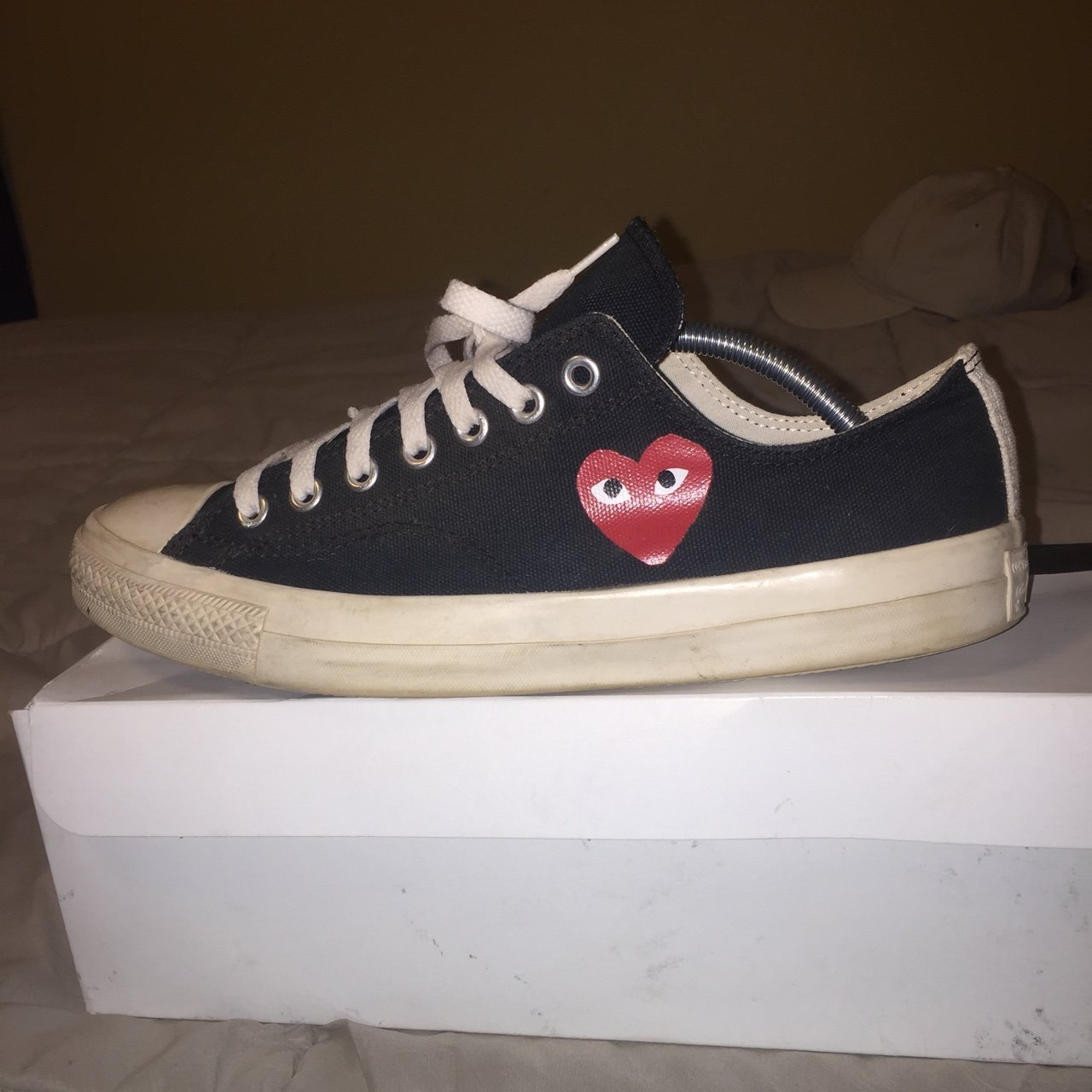 CDG converse 8 10 condition with 5dbfc3b5e