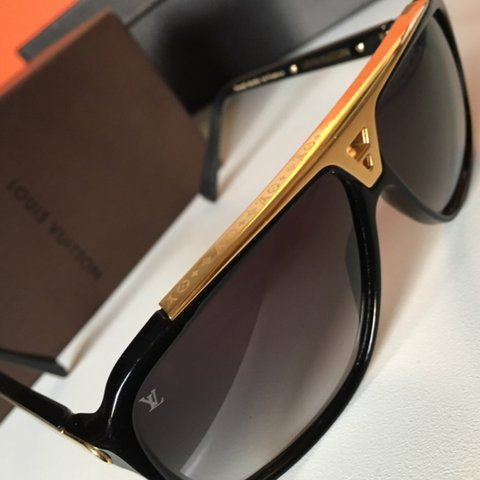 9164c6b6bea35 Louis Vuitton evidence sunglasses used as purchased 3 4 ago. - Depop