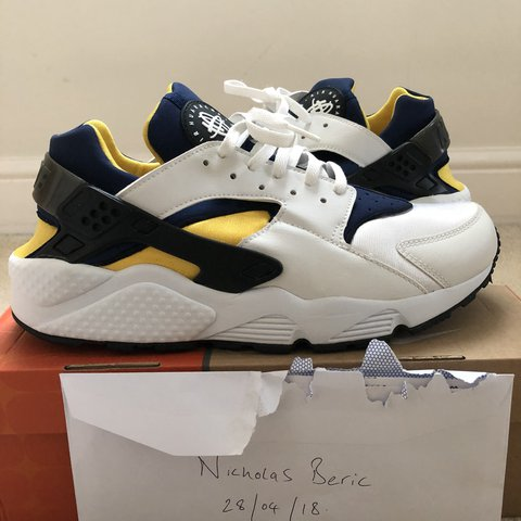 311728ad035f Nike air huarache 2003 Michigan