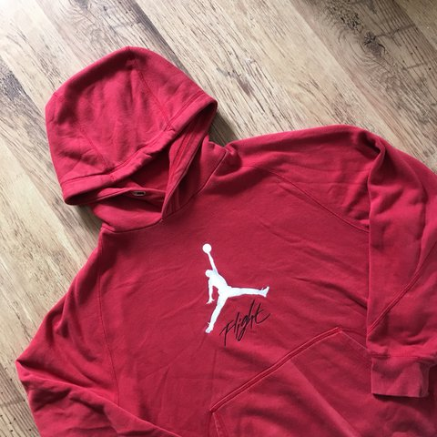 d2363bda8239 Vintage Air Jordan Flight pull over hoody. Men s size large