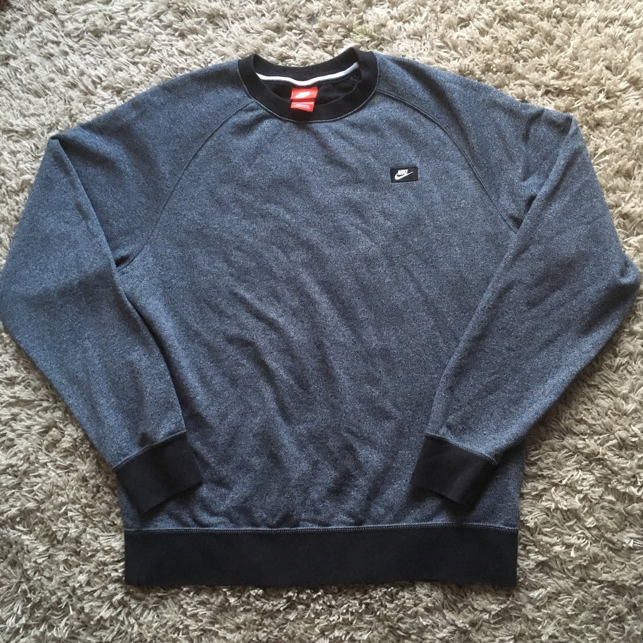 Men s Nike crew neck sweatshirt 5168ba6dc