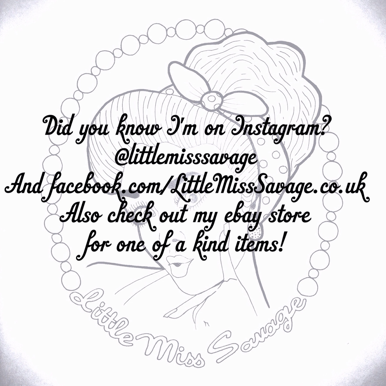 Www Stores Ebay Co Uk Littlemisssavage Made To Depop