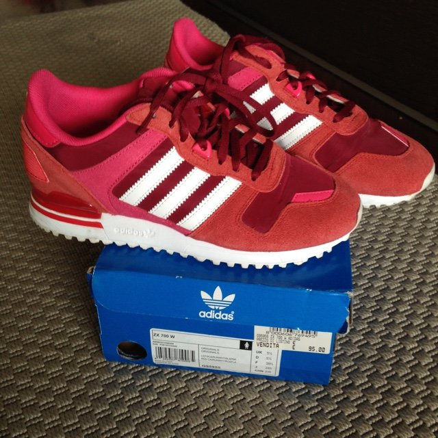 promo code 5d931 2382f Sneakers donna Adidas Zx 700 - n 38 2 3 - come nuove vendo x - Depop