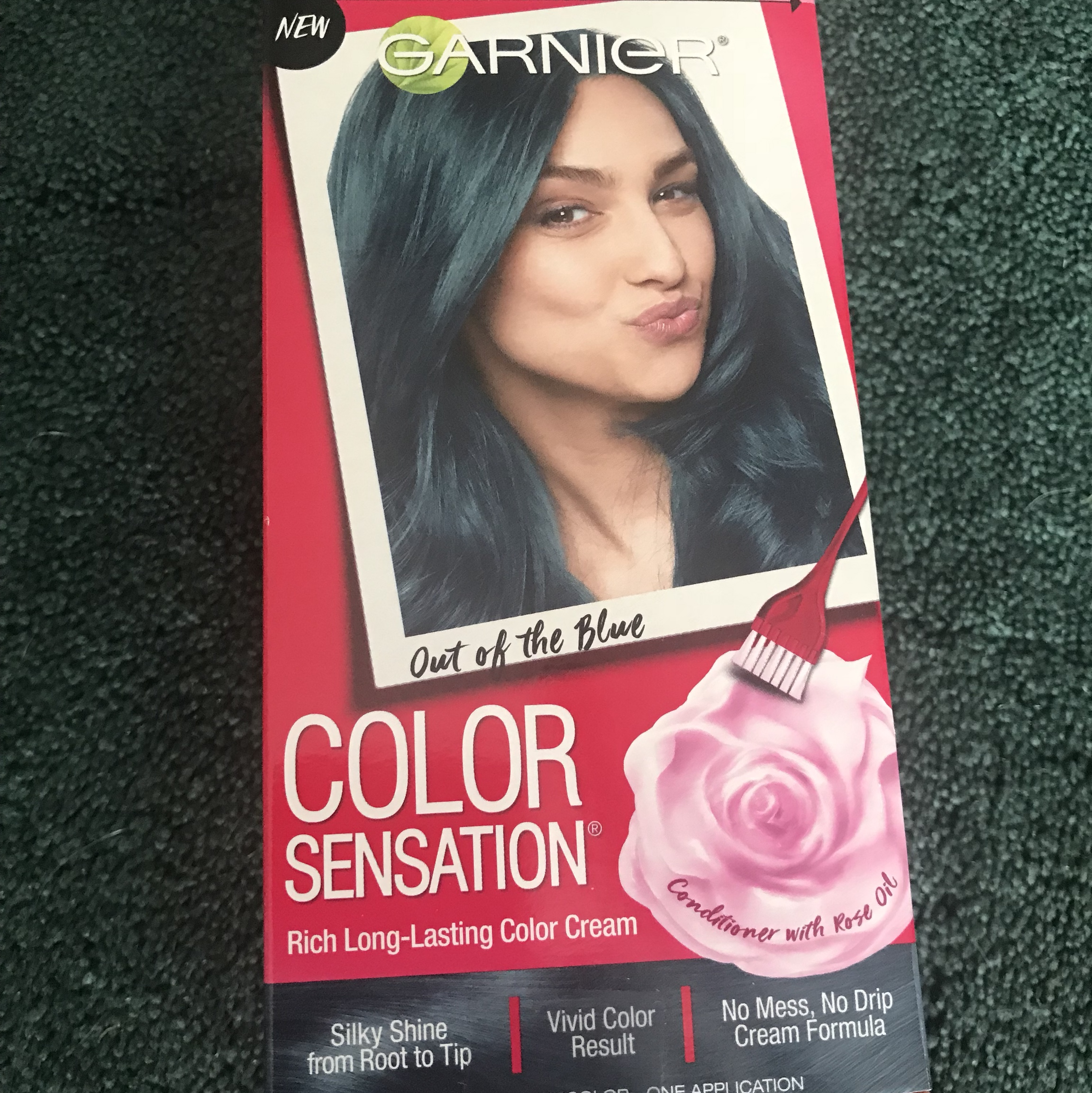 Garnier Color Sensation Hair Dye In The Shade Out Depop