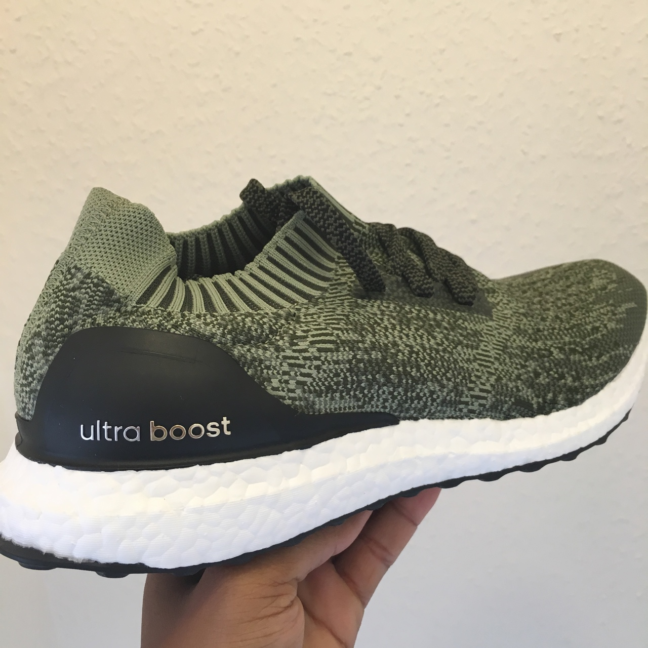 competitive price 3dbed 1a96d UltraBoost Uncaged Green Brand new #deadstock... - Depop
