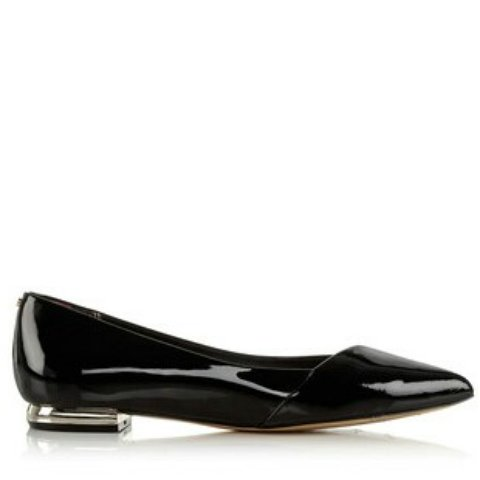 fc533be59 @designer_dollz_kidz_gentz. 4 years ago. Bury, United Kingdom. Ted Baker  Pasces black patent leather flats