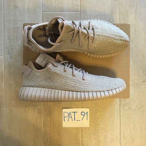 e7a7d4600beb6 Adidas Yeezy Boost 350 Oxford Tan DS 10 1 2 US - 10 UK - 44 - Depop