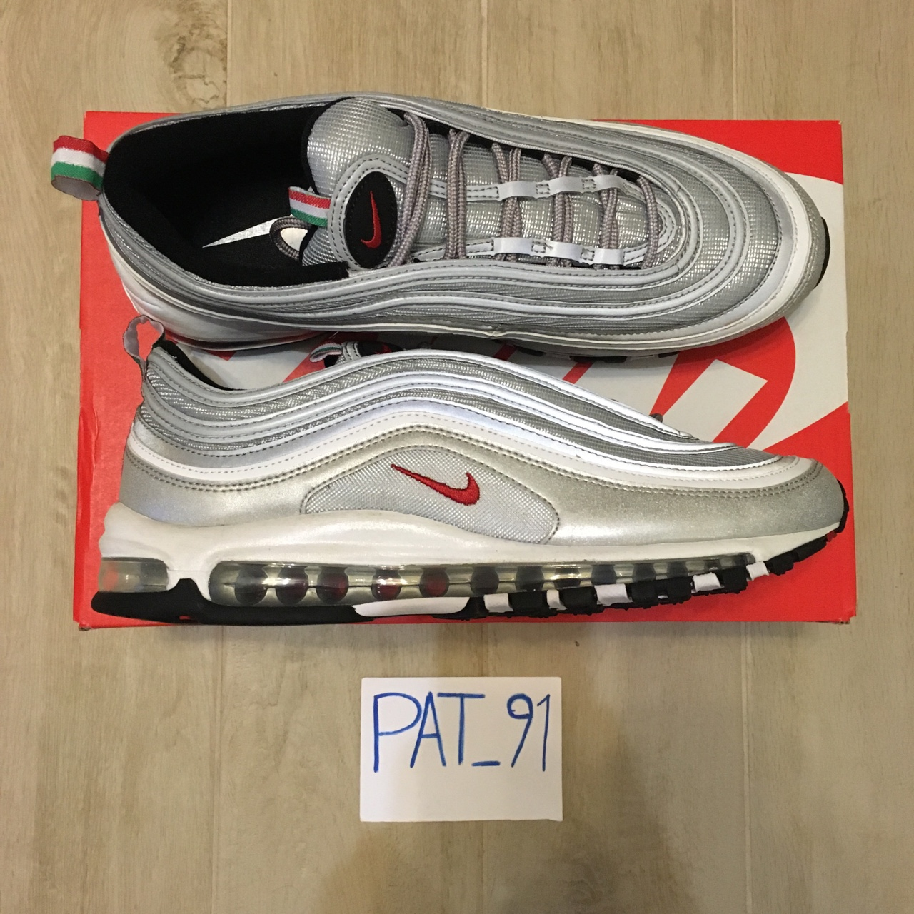 Shilling confess Proud  Nike Air Max 97