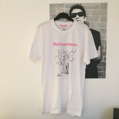 ed7a02219ff2b Richardson x Mark Gonzales A2 t-shirt. Bought two from as as - Depop