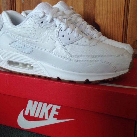 new product 06708 9c158 Nike Air Max 90 Ostrich- 0