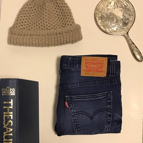 e8642db23 @rowen_fullard. 2 years ago. Hull, UK. Levi's Boys' 510 Skinny fit Jeans, dark  blue ...