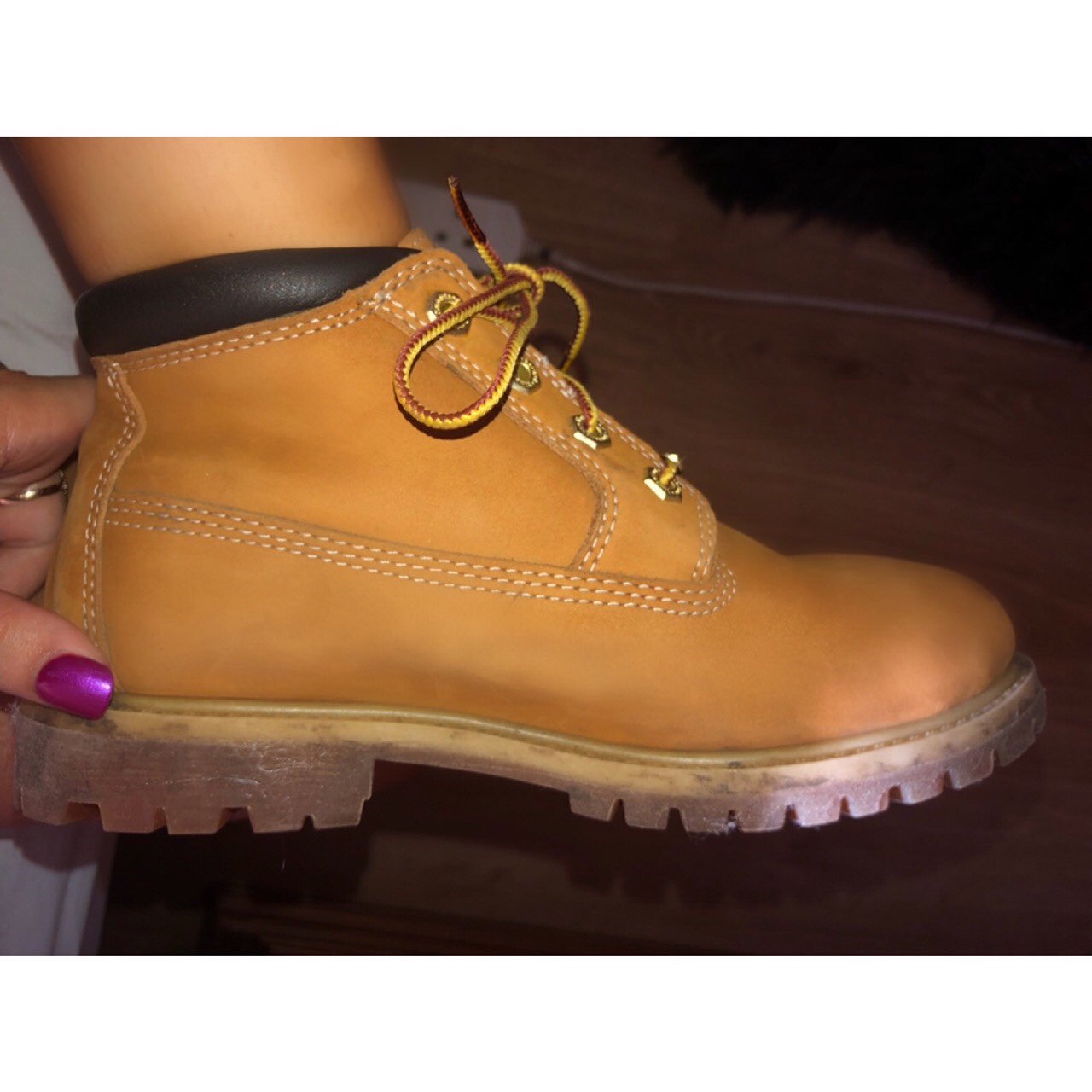 new arrival differently 2019 real Ladies low cut Timberland boots - Size 4. Perfect... - Depop