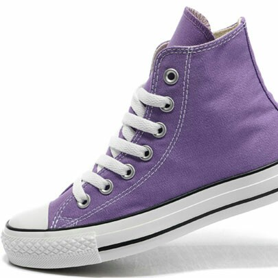 converse all star viola alte