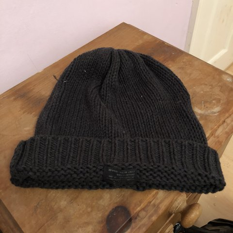 6737d231ec267 All saints beanie never been worn.  allsaints  beanie  hat - Depop