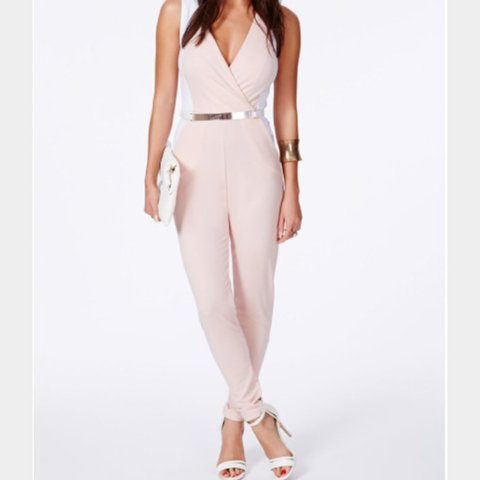 87cdf736d6ac Missguided jumpsuit. Never worn