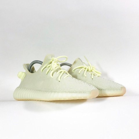 abd54d5df Adidas Yeezy 350 Boost Butter Brand new with box One 9 - Depop