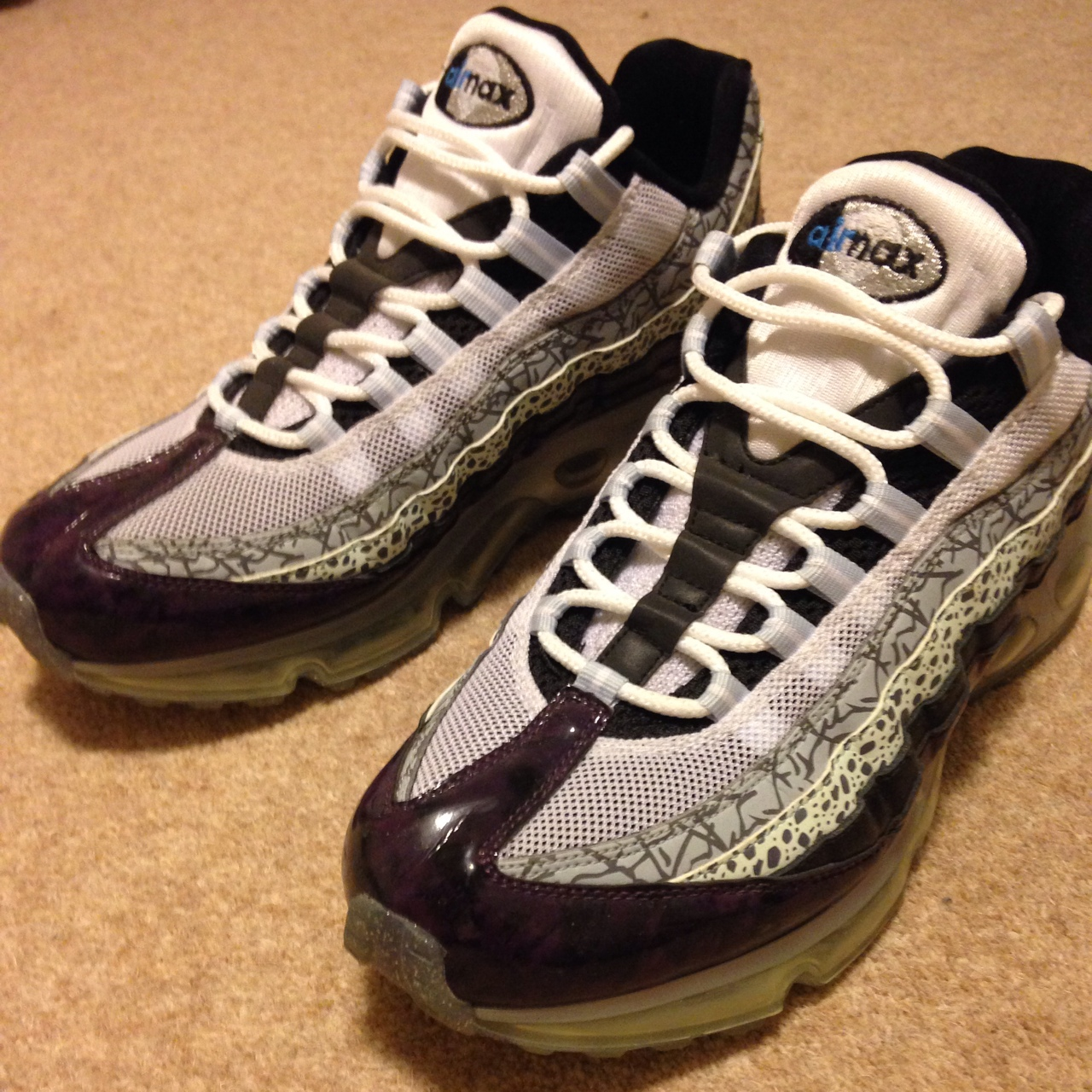 STILL AVAILABLE Nike Air Max 95 African Diamonds Depop