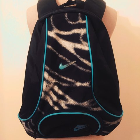 Nike backpack. Good condition. Black a5fe51802ad6
