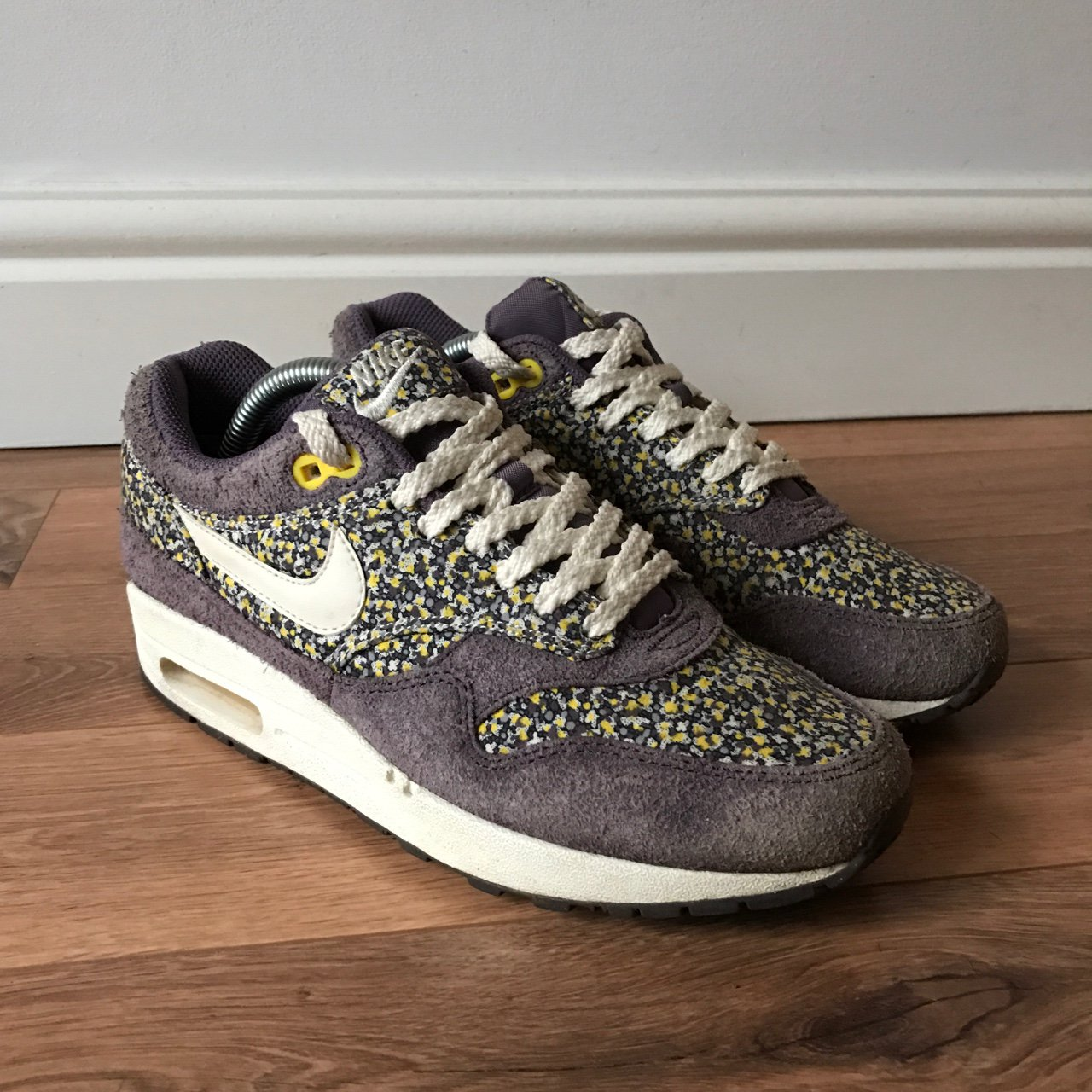 Genuine Nike air max liberty Slight small mark on as shown - Depop 489c4db38f5f